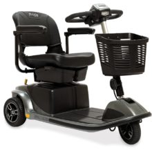 A basic scooter Ideal for daily, outdoor use in public spaces